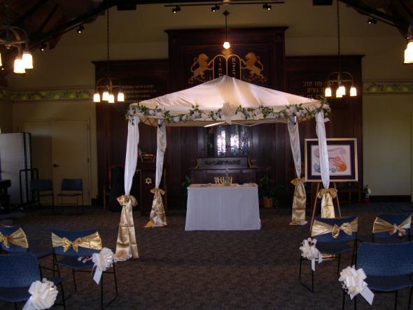 Pop Up Canopy Tent >> 2dBride's DIY Chuppah (Jewish wedding canopy) | Weddingbee ...